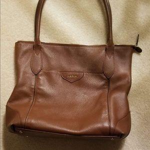 Authentic Leather Lodis Sierra Bag